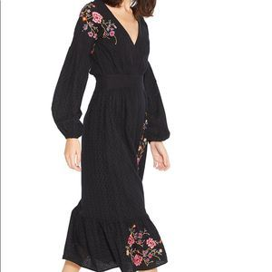 Misa Maxi Dress Giovanna Black